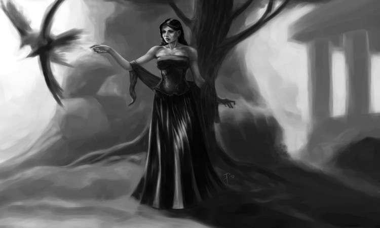 Злая ведьма